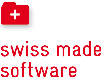 Nous sommes membre de 'swiss made software'
